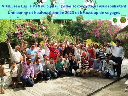 Khuon tour agence de voyage francophone en asie