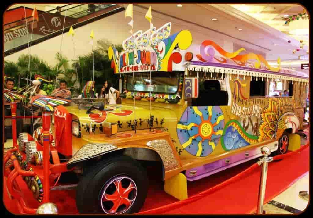 Régions, balnéaire, jeepney philippines